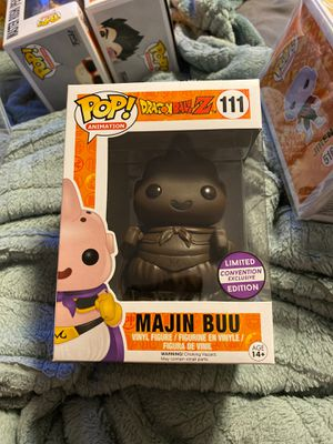 Chocolate Majin Buu Funko POP MINT for Sale in San Jose, CA