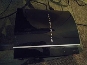 Playstation 3 ps3 with games and cables for Sale in Coffee City, TX
