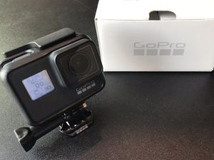 GoPro HERO7 Black Action Camera (like new) for Sale in Spring, TX