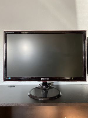 "23"" Samsung led lcd monitor Model #S23A550H for Sale in Ontario, CA"