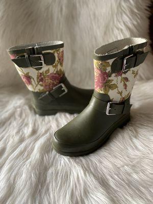 Ralph Lauren Rain Boots for Sale in Union City, GA