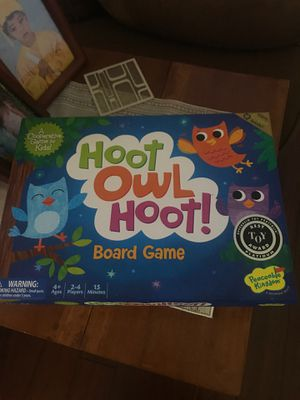 Hoot owl hoot! Board game for Sale in Miami, FL