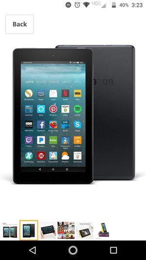 Fire 7 Tablet for Sale in Seymour, IN