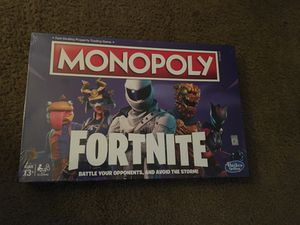 FORTNITE MONOPOLY for Sale in East Point, GA