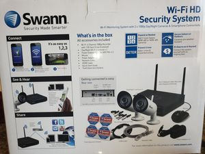 Swann wifi HD security system for Sale in Hayward, CA