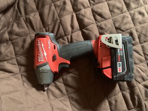 Milwaukee Fuel M18 3/8 Impact Wrench (Tool Only ) 2754-20 for Sale in City of Industry, CA