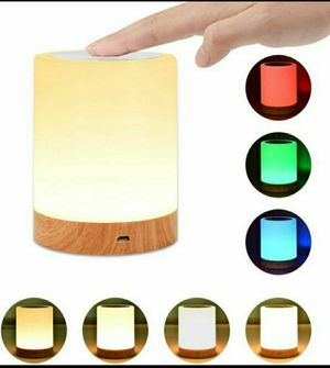 Night Light, UNIFUN Touch Lamp for Bedrooms Living Room Portable for Sale in Riverside, CA