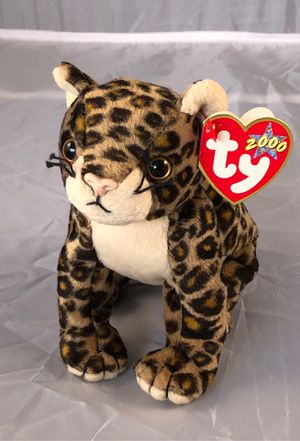 TY Beanie Baby - SNEAKY the Leopard (5.5 inch) for Sale in Denver, CO