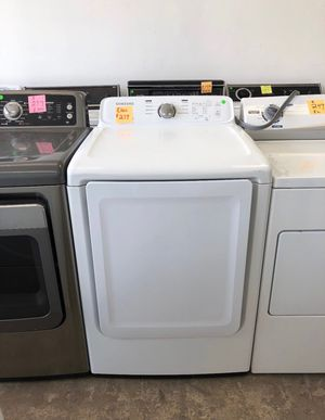 ON SALE! Samsung Electric Dryer Front Load With Warranty #740 for Sale in Willingboro, NJ