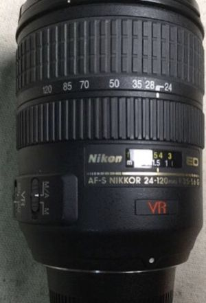 Nikon 24-120 VR for Sale in Longwood, FL