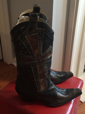 Stetson Cowboy boots for Sale in Alexandria, VA