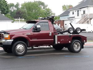 1999 ford f450 superduty wrecker for Sale in East Haven, CT