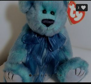 The Attic Treasure Collection Azure beanie baby for Sale in Portland, OR