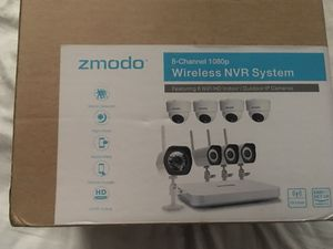 8 camera security system(1080p) for Sale in Fort Lauderdale, FL