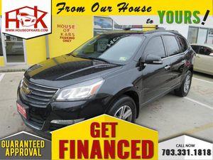 2015 Chevrolet Traverse for Sale in Manassas, VA