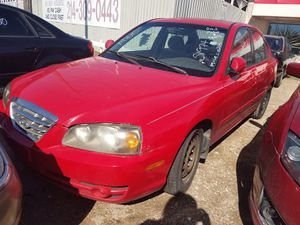1999 - 2005 Hyundai Elantra (Parting Out) for Sale in Dallas, TX