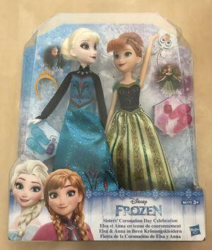 Disney frozen sisters Elsa & Ana for Sale in Davie, FL