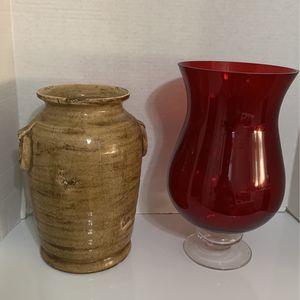 2 Vaseses for Sale in Norfolk, VA