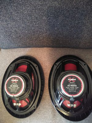 sony xplod 4 way speaker for Sale in Glendale, AZ