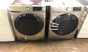 Samsung Stackable Washer/Dryer Set CARN for Sale in Dallas, TX