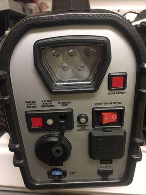 Portable Jumpstart Power Unit Inverter for Sale in Houston, TX