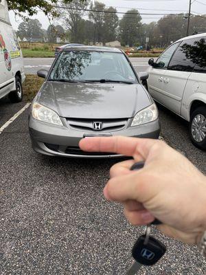 2005 Honda Civic for Sale in Chesapeake, VA