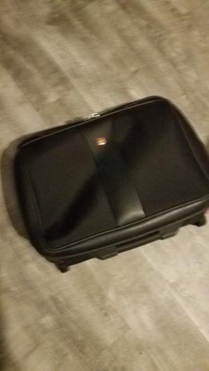 SWISS ARMY LUGGAGE BLACK BAG LAPTOP for Sale in Las Vegas, NV