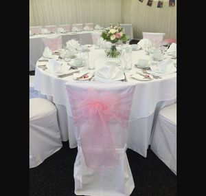 Pink Organza Sashes for Sale in Bellevue, WA