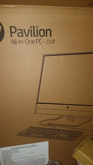 Hp all in one 23.8 inch touchscreen for Sale in Austin, TX