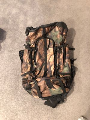 Camo Hiking Backpack for Sale in Arlington Heights, IL