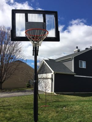 Assembled Reebok Basketball Hoop for Sale in Naperville, IL