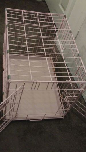 Two door dog cage for Sale in Detroit, MI