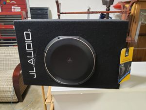 Jl audio 12 inch sub for Sale in Centennial, CO