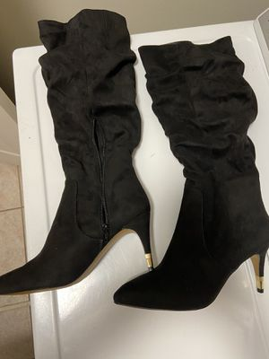 Women's Black Boots NEW for Sale in Kissimmee, FL