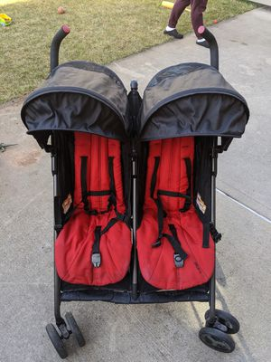 Zobo Double Stroller for Sale in Staten Island, NY