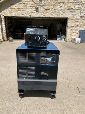 Welder Miller CP 302 & Wire Feeder 22A! Fully Refurbished! Ready to Work! for Sale in Dallas, TX