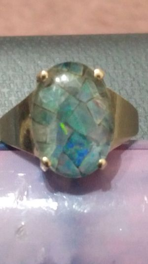 BLACK OPAL RING for Sale in Columbia, SC