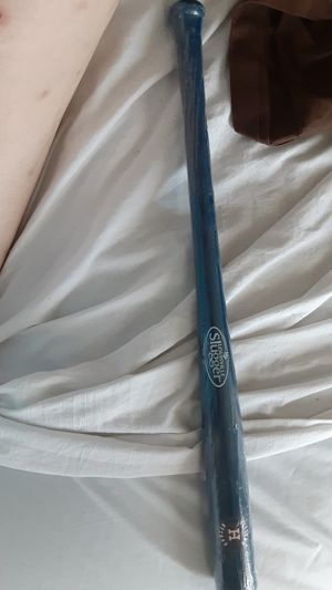 Huston Astros Louisville Slugger Mini Baseball Bat for Sale in Denver, CO