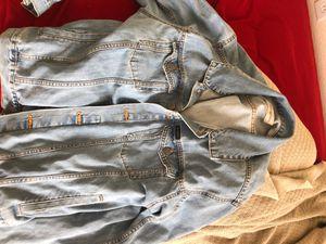 Calvin Klein Jean jacket for Sale in Olney, MD