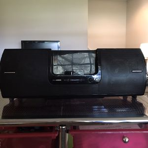 Sirius XM radio and portable speaker dock for Sale in New Albany, OH