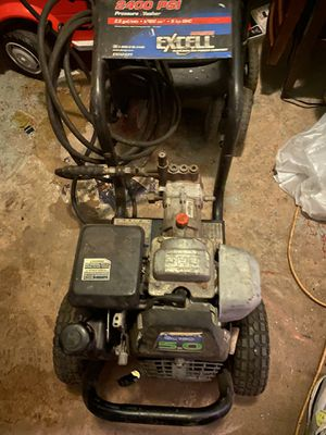 Excell pressure washer 2400psi gas Honda engine for Sale in Anderson, SC
