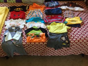 Baby boy clothes 6-24 months for Sale in Salt Lake City, UT