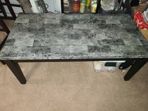 Faux marble Coffee table for Sale in Orange, CA