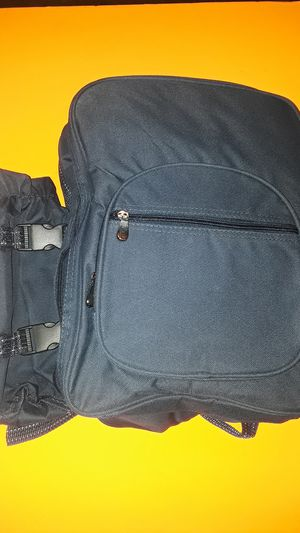 New Picnic Backpack set for 4 ( Navy ) for Sale in Los Angeles, CA