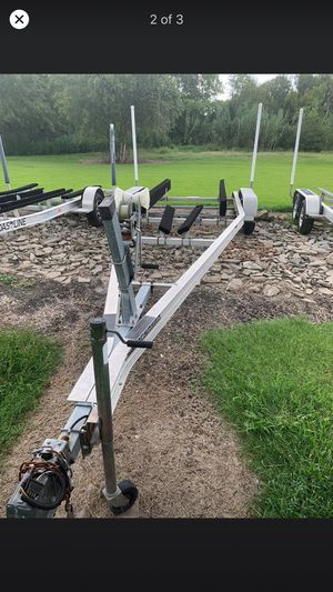 2010 Seahawk Aluminum Boat Trailer for Sale in Lake Charles, LA