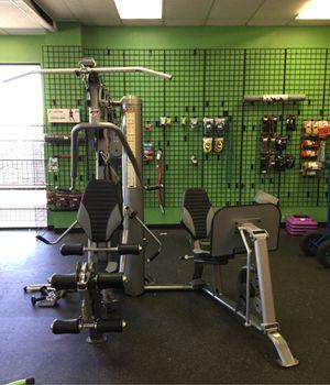 Tuff Stuff AXT 4 Home Gym With Leg Press for Sale in Phoenix, AZ