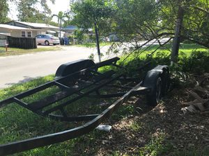 Trailer for parts for Sale in Fort Lauderdale, FL
