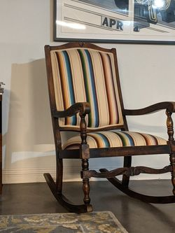 Sarape Rocking Chair for Sale in Los Angeles,  CA
