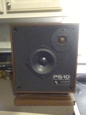 PS 10 speakers for Sale in TEMPLE TERR, FL