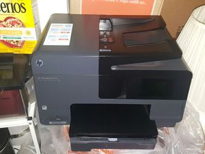 HP printer copy and fax machine for Sale in Munhall, PA